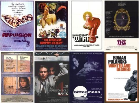 Roman Polanski posters
