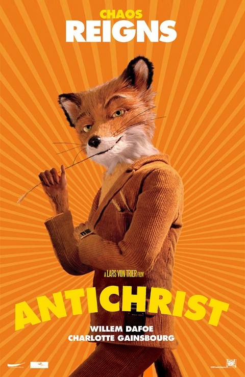 Fantastic Mr Fox Antichrist