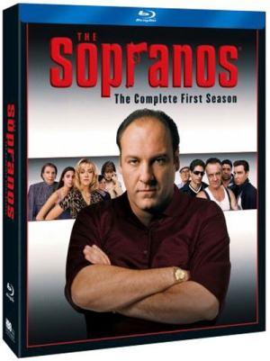 The Sopranos Season 1 on Bluray