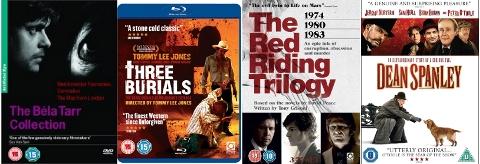 DVD Blu-ray April 2009