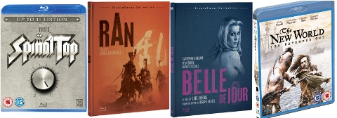 DVD and Blu-ray September 2009