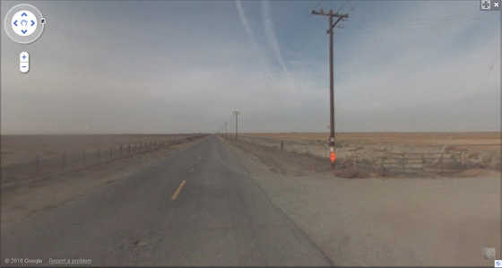 Location of the Crop Dusting Sequence in North By Northwest