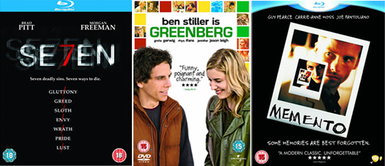 UK DVD & Blu-ray Releases: Monday 4th October 2010
