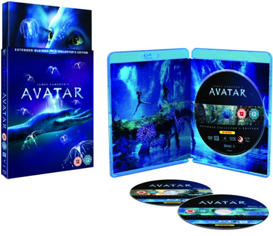 Blu-ray: Avatar Extended Collector's Edition – FILMdetail