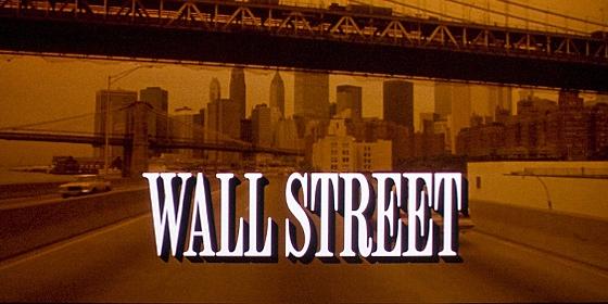 wall street movie 1987 summary
