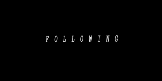Film Notes #14: Following (1998)