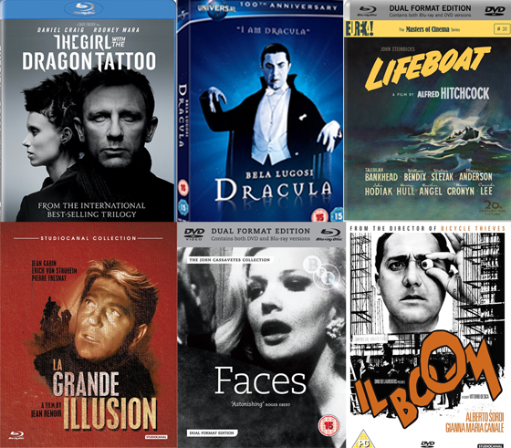UK DVD & Blu-ray Releases: Monday 23rd April 2012