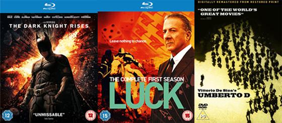 DVD and Blu-ray Picks 03-12-12