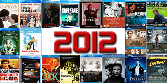 The Best DVD and Blu-Ray Releases Of 2012