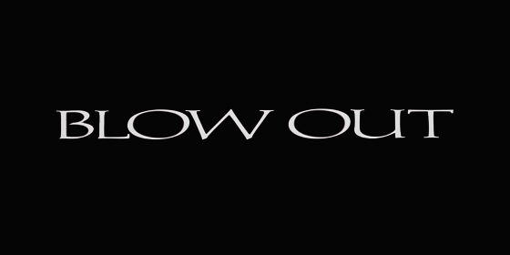 Blu-ray: Blow Out