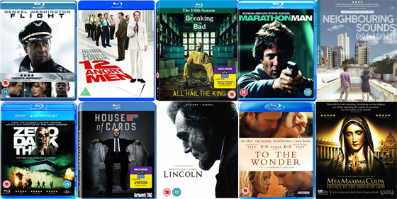 June 2013 DVD Blu-ray Picks