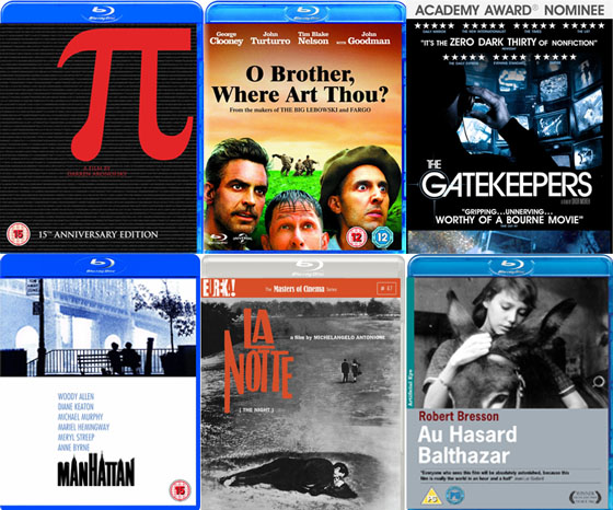 DVD and BR Picks AUGUST 2013