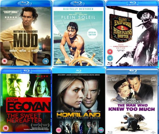 DVD and Blu-ray September 2013