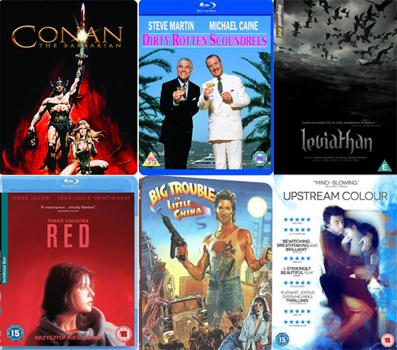 DVD and Blu-ray Picks for December 2013