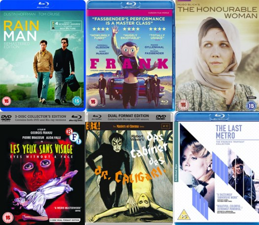 DVD and Blu-ray Picks for SEPT 2014
