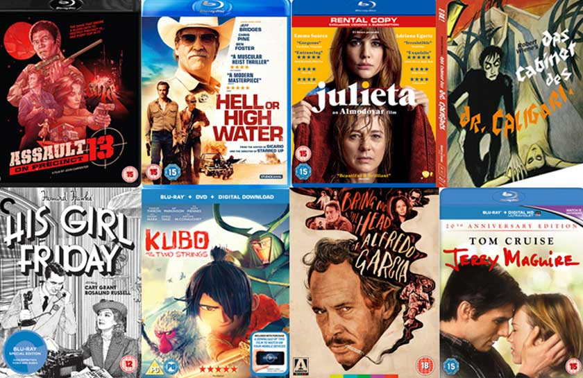 DVD & Blu-ray Picks: January 2017