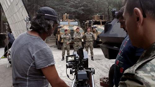 dağ 2 filmi set fotoğrafı - resmi