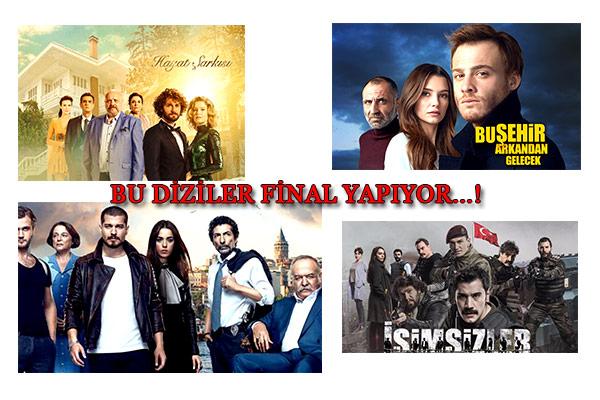 2017'de final yapan diziler - türk dizileri
