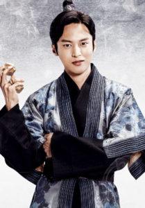 9. Prens Wang-Yoon-Sun-Woo