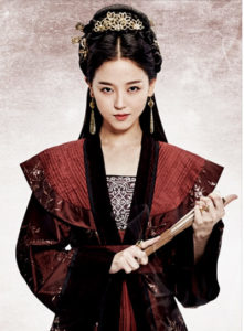 Hwangbo-Emolgy--Yeon Hwa, kraliçe Daemok
