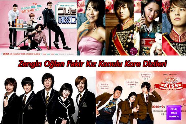 Zengin Erkek Fakir Kız Konulu Kore Dizileri