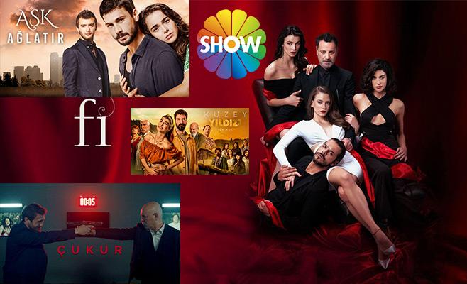 2019 - 2020 show tv dizileri