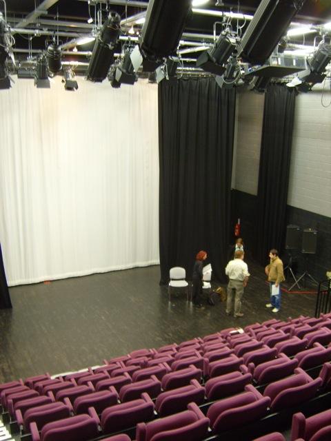 SCE MusicBox Auditorium2  Edinburgh College Sighthill