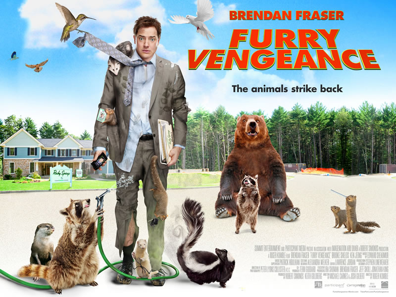 Image result for furry vengeance