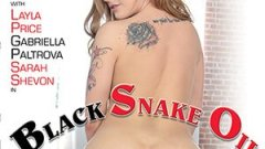 Black Snake Oil filme porno interasial 2015 .