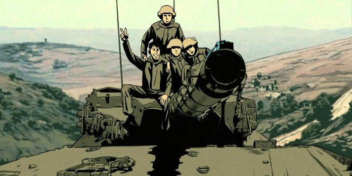 Libanoni keringő (Vals Im Bashir, 2008)