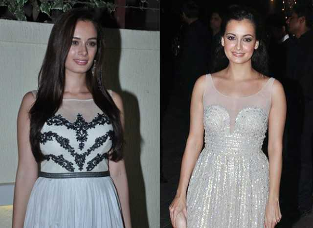 Evelyn Sharma, Dia Mirza