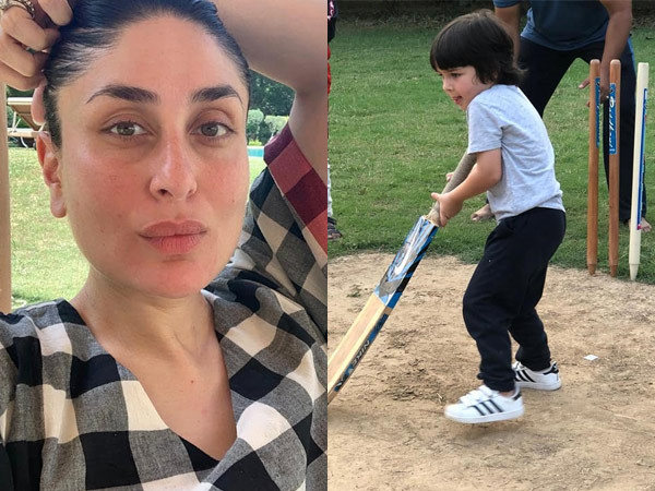 Hilarious Kareena Kapoor Khan asks if Taimur Ali Khan can play in the IPL