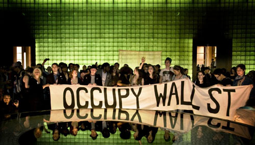 99 - Occupy Wall St