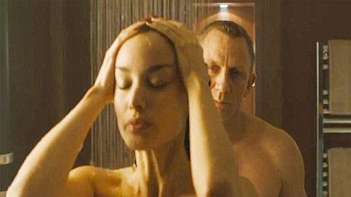 Carmen electra playboy shower nude
