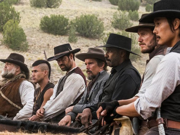 Film Image: The Magnificent Seven (2016)