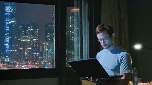Film Image: Snowden