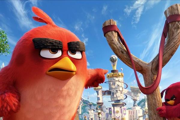 Film Image: The Angry Birds Movie