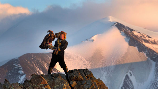 Film Image: The Eagle Huntress