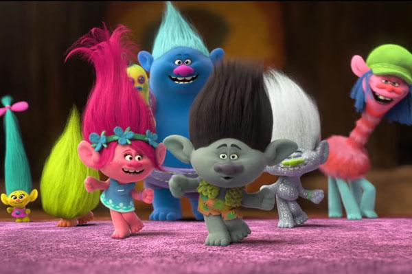 Film Image: Trolls