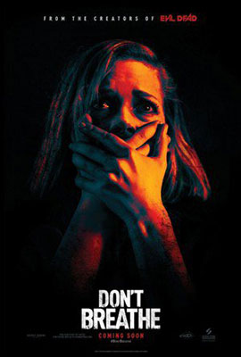 Film Poster: Don't Breathe