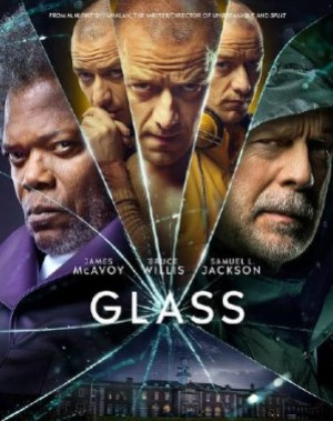 Film Poster: GLASS