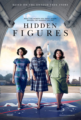 Film Poster: Hidden Figures