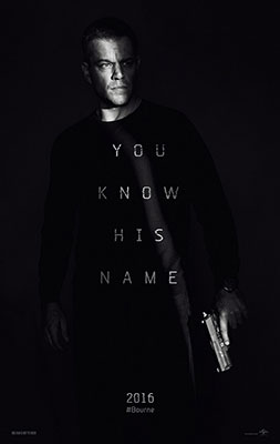 Film Poster: Jason Bourne
