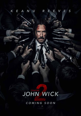 Film Poster: John Wick - Chapter 2