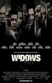 Film Poster: WIDOWS