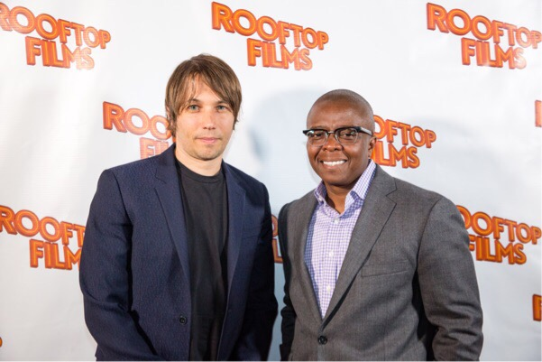 Rooftop Films 2018 Gala - Sean Baker and Yance Ford