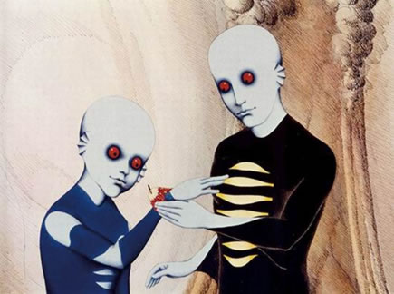 Image from FANTASTIC PLANET