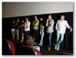CineVegas11 - FFT Photo Coverage -- SCOTT CAAN AND CAST OF MERCY(including James Caan on end)