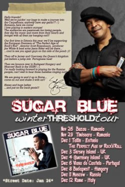 SUGAR BLUE BAND