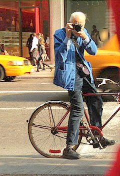 Bill Cunningham - New York